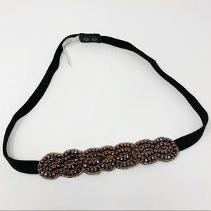 Target | Jewel Embellished Waist Belt Sparkle